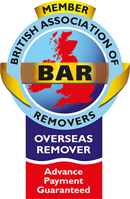BAR Overseas Remover - GB Liners Corporate Affiliation